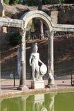 Statue d'Ares image libre de droits