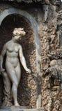 Statue d'art à l'inerior de Litta de villa Photos libres de droits