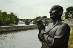 Statue d'harmonie Image libre de droits