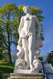 Statue d'Olympia Image libre de droits