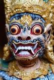 Statue d'un dieu de Balinese Images stock