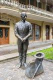 Statue d'un Kisa Vorobyaninov photographie stock libre de droits