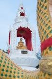 Statue d'Upagupta Photographie stock libre de droits