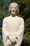 Statue dans l'éloquence de Saint Joseph du bâti royale Image stock