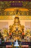Statue dans le temple de Thean Hou à Kuala Lumpur Photos libres de droits