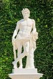 Statue dans le Tuileries Image libre de droits