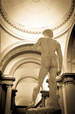 Statue of David Stock Photography