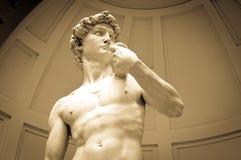 Statue of David Royalty Free Stock Image