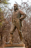 Statue of David Livingstone Stock Photos