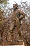 Statue of David Livingstone Stock Photos