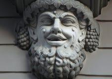 Statue de Bacchus (Dionysus) photographie stock