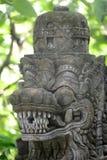 Statue de Balinese Photographie stock