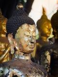 Statue de Bouddha à Bangkok photo stock