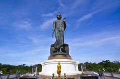 Statue de Bouddha Photos stock
