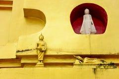 Statue de Bouddha Images libres de droits