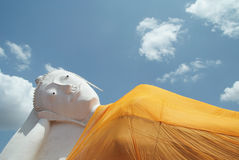 Statue 2 de Bouddha Photos libres de droits