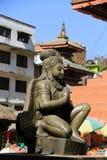 Statue 2 de Bouddha Image libre de droits