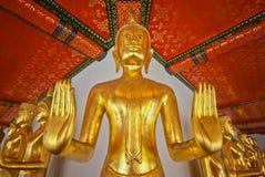Statue de Bouddha, arrêt Photographie stock