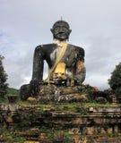 Statue de Bouddha au Laos images stock
