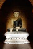 Statue de Bouddha, Bagan, Myanmar photos stock