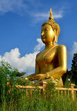 statue de Bouddha d'ฺBig Photos stock