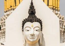 Statue de Bouddha dans Phitsanulok, Thaïlande Images libres de droits