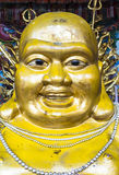 Statue de Bouddha de Chinois Image libre de droits