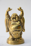 Statue de Bouddha de sourire Image stock