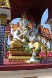 Statue de Bouddha en Thaïlande photos libres de droits