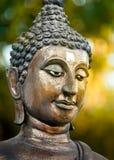 Statue de Bouddha en Thaïlande Photo stock