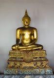 Statue de Bouddha en Thaïlande Images libres de droits