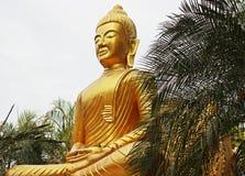 Statue de Bouddha en Thaïlande Images stock