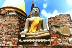 Statue de Bouddha, Thaïlande Photographie stock libre de droits