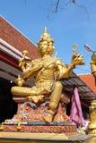 Statue de Brahma Images libres de droits