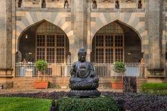 Statue de Buddhas dans le musée de prince de Galles, Mumbai, Inde Images libres de droits