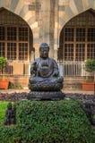 Statue de Buddhas dans le musée de prince de Galles, Mumbai, Inde Photos stock
