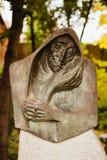 Statue de Celestina, personnalité de la littérature Image stock
