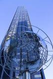 Statue de Columbus Circle, Manhattan, New York Images stock