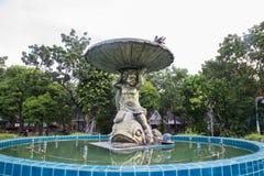 Statue de cupidon Image libre de droits
