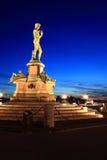 Statue de David Photographie stock libre de droits