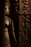 Statue de Devata Image libre de droits