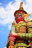 Statue de dispositif protecteur Image stock