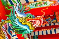 Statue de dragon Images stock