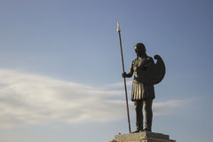 Statue de femme de Samsun Amazone photos libres de droits