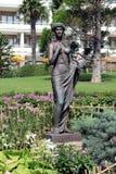 Statue de flore et de faune Images libres de droits