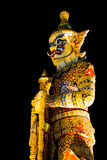 Statue de géant de la Thaïlande Photographie stock