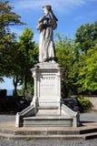 Statue de G. Farel Stock Photo