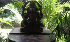Statue de Ganesha dans Indore Photos stock