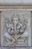Statue de Ganesha en Thaïlande Photographie stock libre de droits