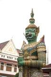 Statue de gardien Images libres de droits